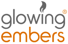 Wood Burning Stoves and Flues by Glowing Embers
